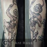 tattoo image by ant ross