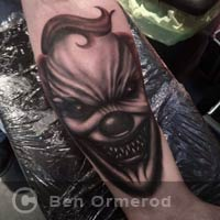 tattoo image by ben ormerod