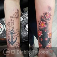 colour tattoo image