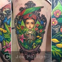 tattoo image by joe phillip